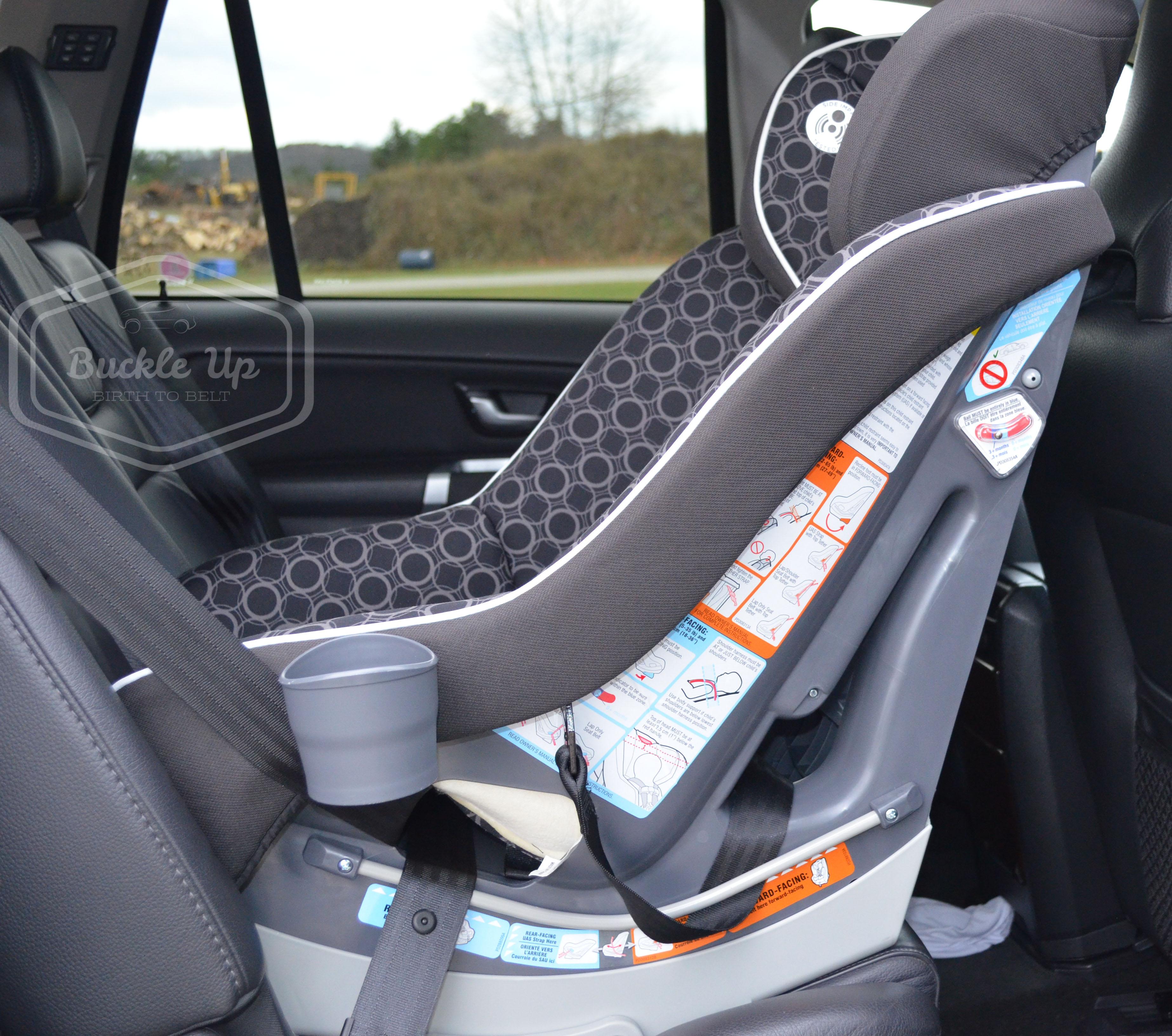 forward facing reclining car seat pria 85 ff upright v recline. Black Bedroom Furniture Sets. Home Design Ideas