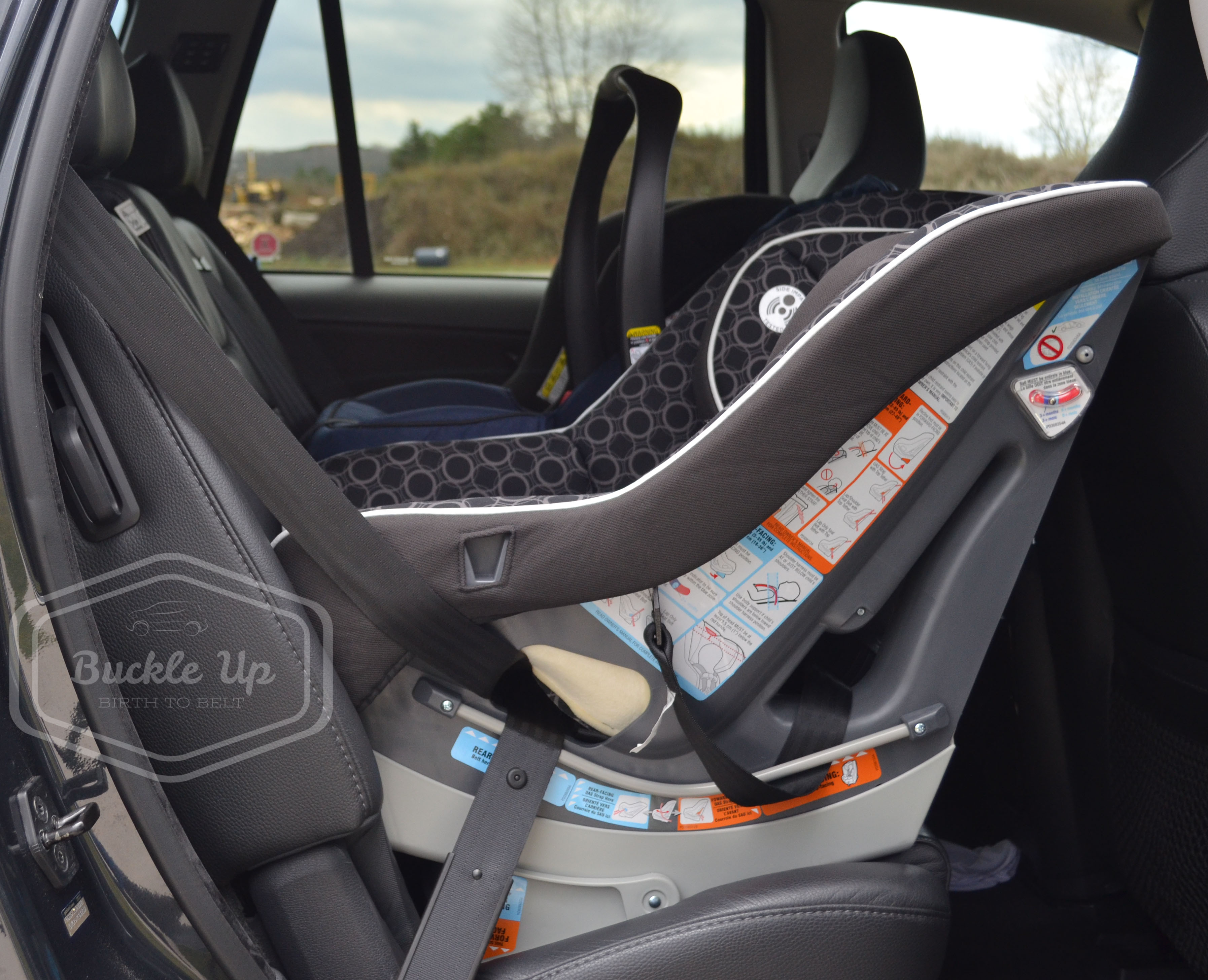 Car Seat – Buckle Up: Birth to Belt